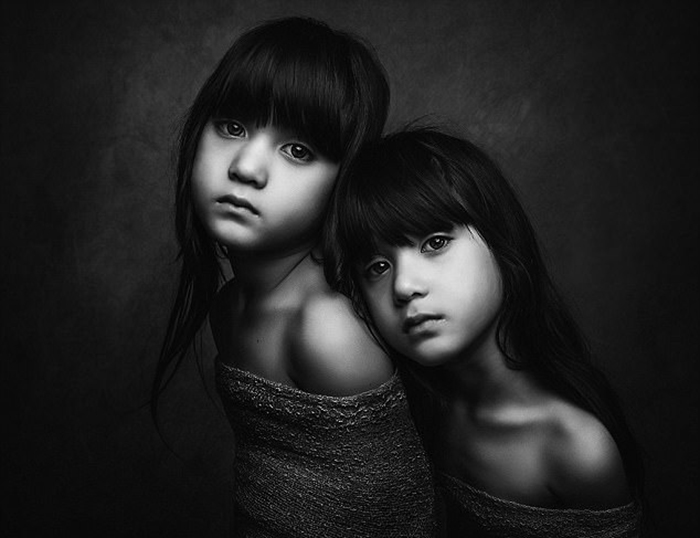 Две сестры. Фото: Paulina Duczman.