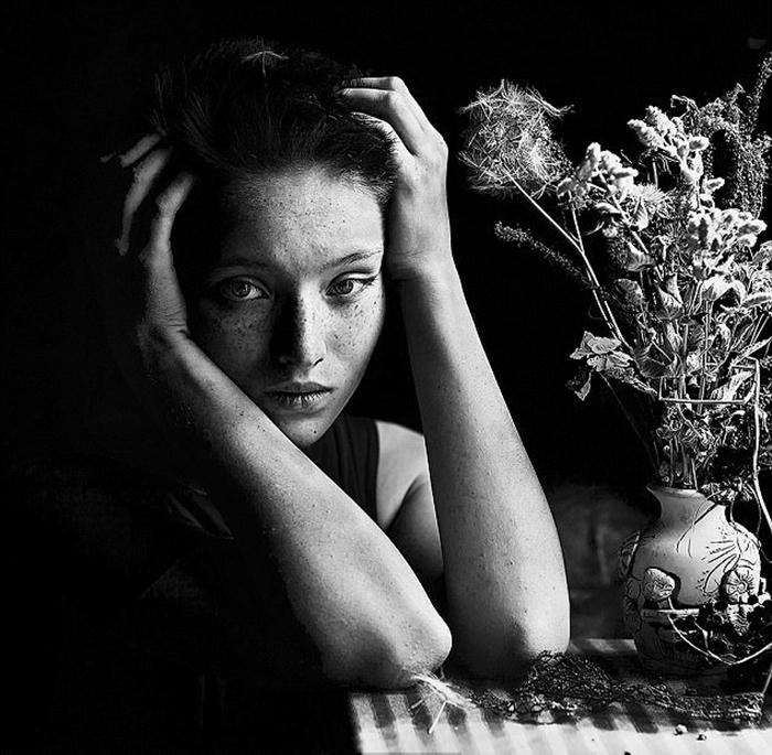 Фото-победитель в категории Портрет в первом конкурсе 2017. Автор: Ульяна Харинова, Россия.