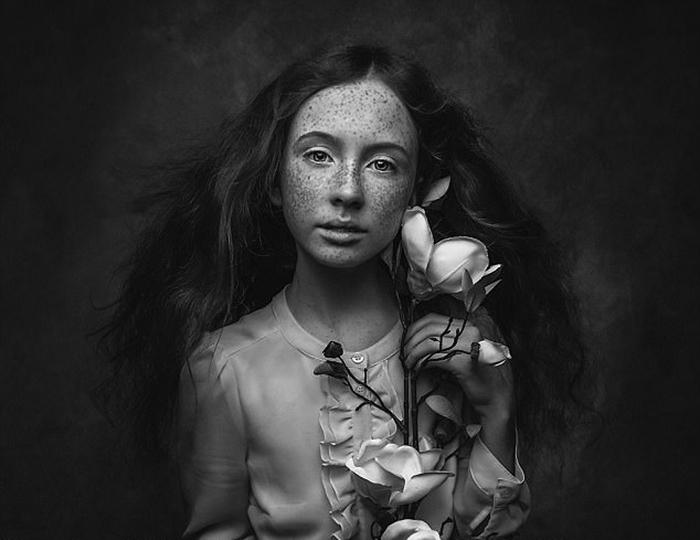 Иззи. Поощрительная премия в категории Портрет в первом конкурсе 2017. Фото: Paulina Duzcman.