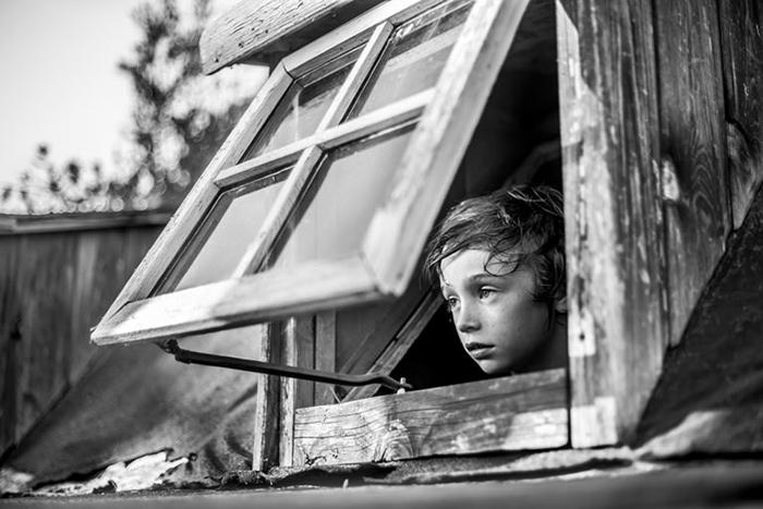 Под окном. Поощрительный приз. Фото: Oriano Nicolau, Испания.