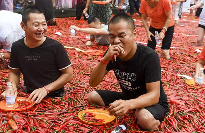 Острые блюда из Хунань считаются одними из самых лучших в Китае.