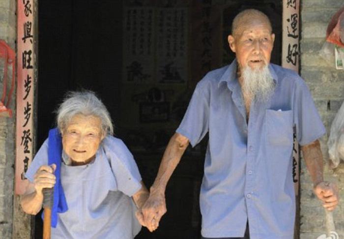 Супруги Сонг из Китая.