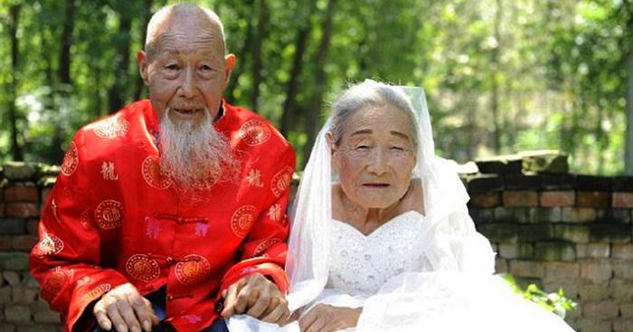 Свадебная фотосессия супругов Сонг.