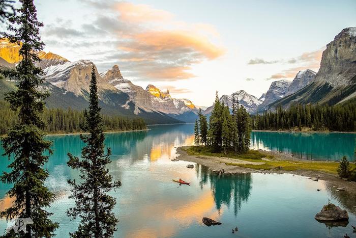 Красота природы в объективе Криса Баркарда.