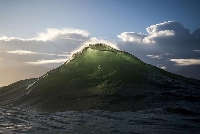 Морская гора.