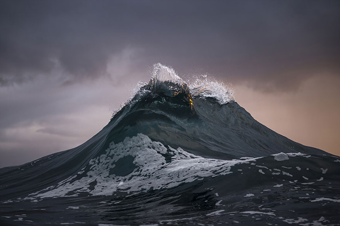 Волны-горы.