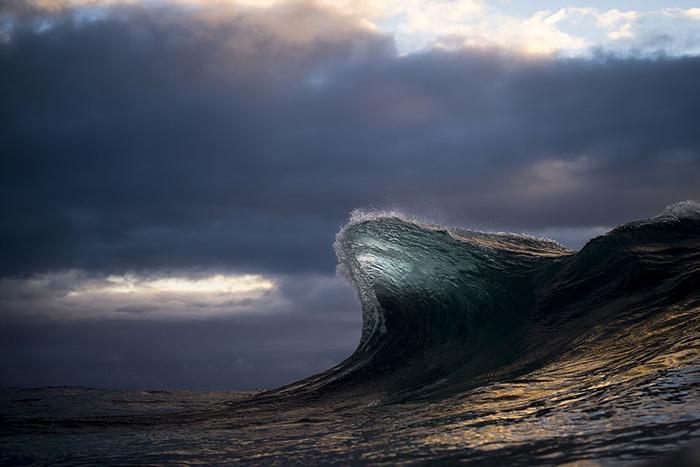 Морские пейзажи у берегов Австралии.