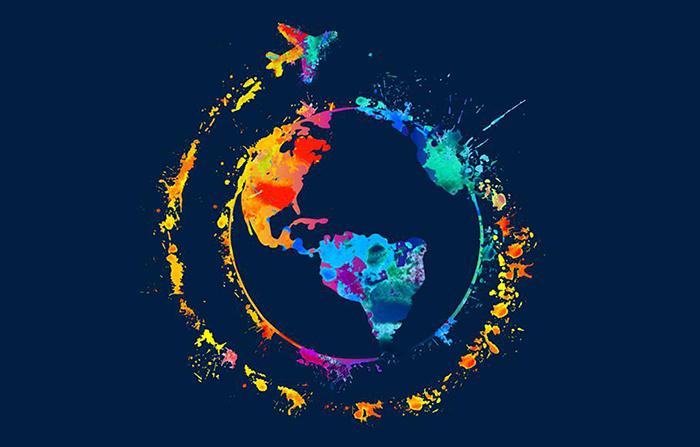 Разное восприятие цвета в разных странах.