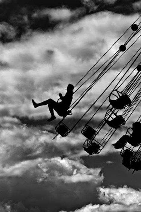 В парке развлечений. Автор фото: Stefano Corso.