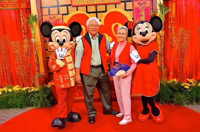 Стивен и Милли Тани проводят свое время на пенсии с удовольствием.