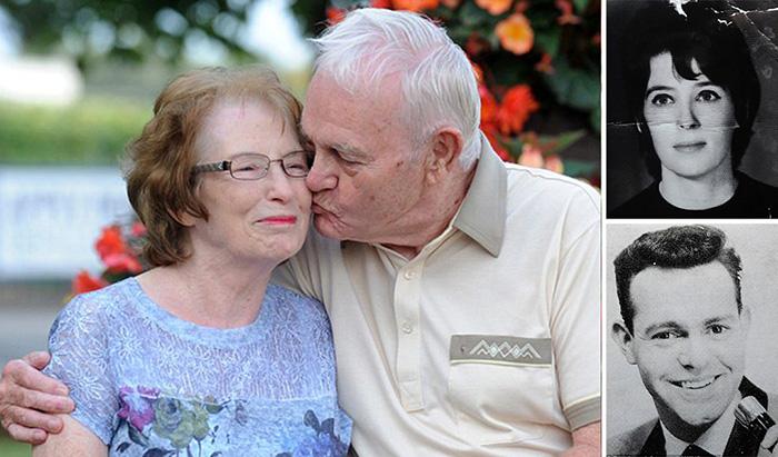 Необычная история пары из Англии.