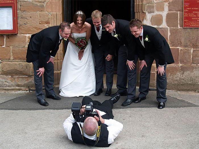 Немного экстрима из жизни свадебного фотографа.