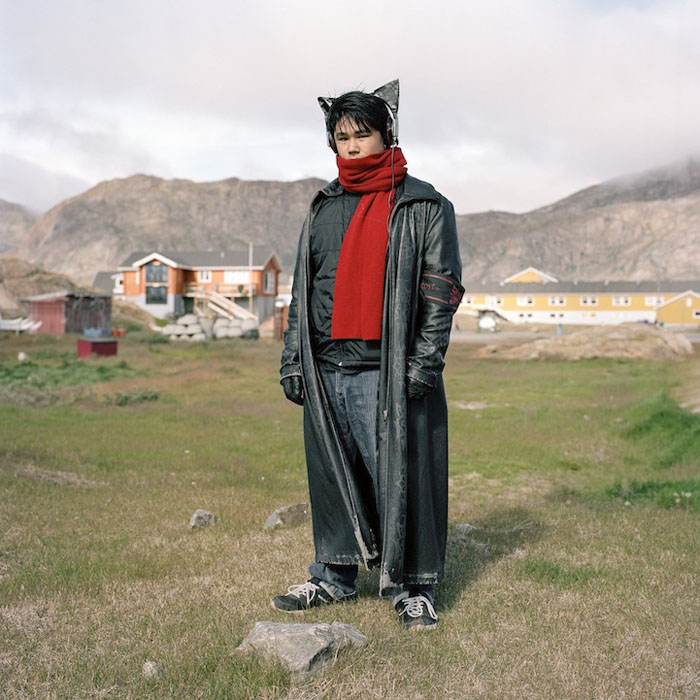 Павиа Людвигсен. Сисимиут, Гренландия, 2013.