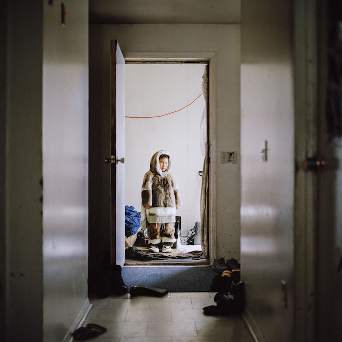 Пьюс Путулик. Репалс-Бэй, Канада, 2010.