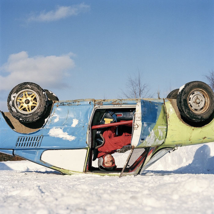 Йаакко Олила. Рованиеми, Финляндия, 2006.