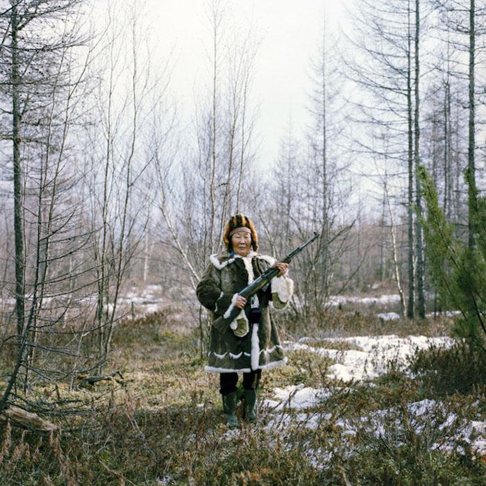 Мария Иванова. Жиганск, Россия, 2013.