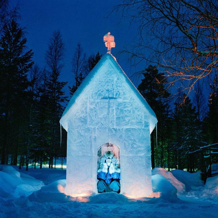 Матти Хяркёнен. Сонка, Финляндия, 2006.
