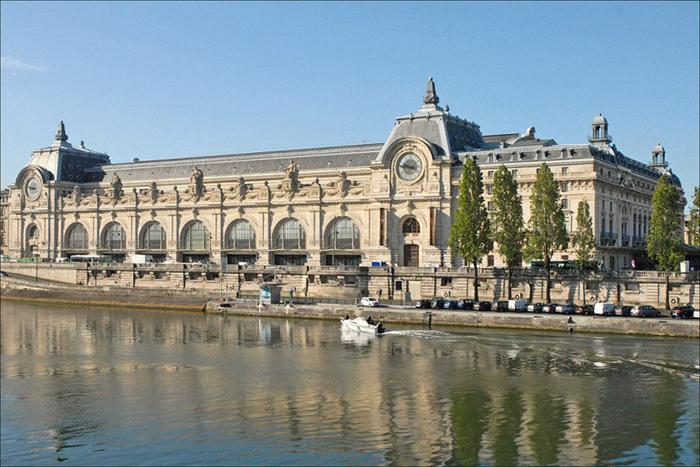 Музей Орсе в Париже.