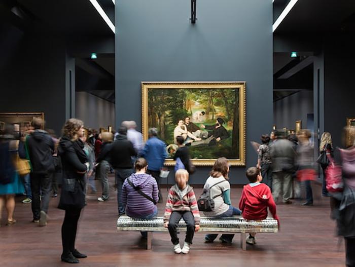 Самый популярный у туристов музей.