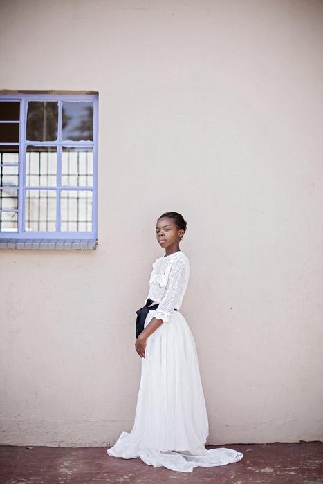 Африканские принцессы. Фото: Dagmar Van Weeghel.