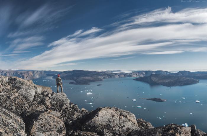 Поездка в Гренландию. Автор фото: Daniel Kordan.