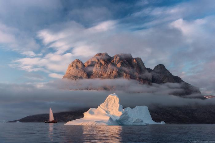 В Гренландии. Автор фото: Daniel Kordan.