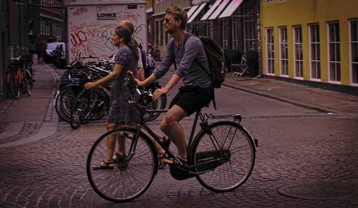 В Копенгагене.