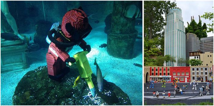 Мечта детей -  конструктор Lego.