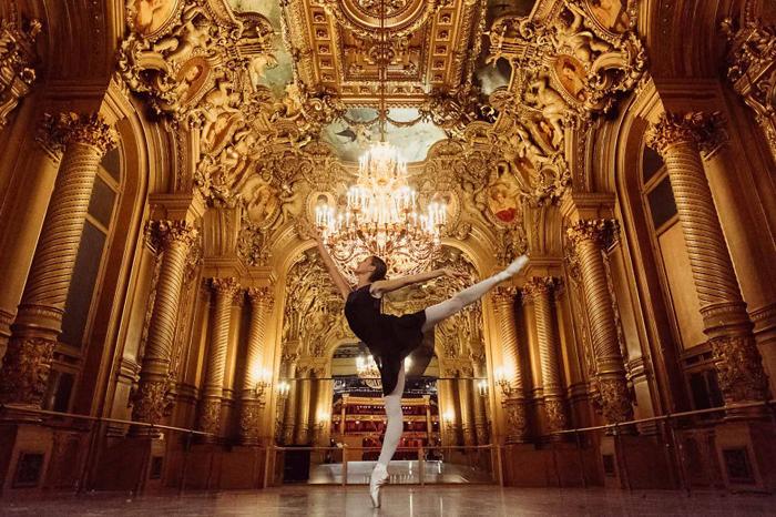 L'Opera Garnier Paris. Фото: Дарьян Волкова.