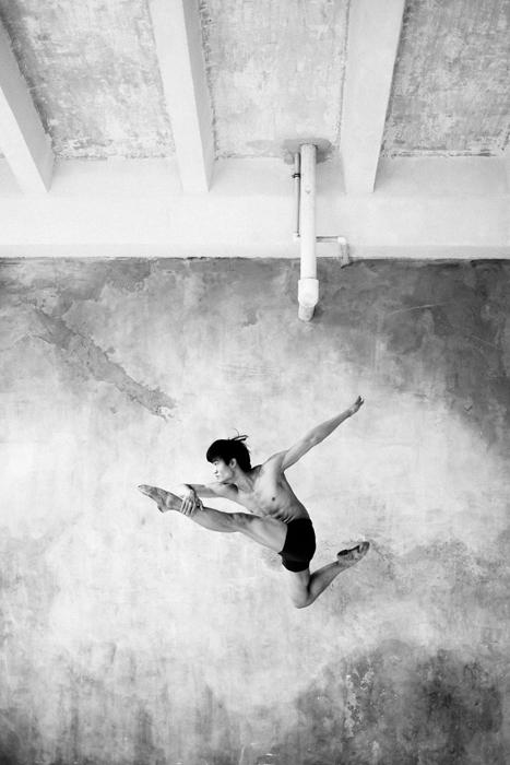 Мир балета на фотографиях Дарьян Волковой.