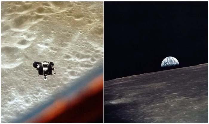 Миссия в космос Apollo-10.