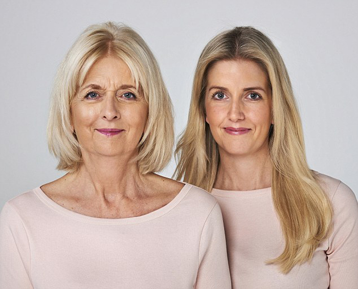 Sara Pearson (62 года) и ее дочь Clemmie (30 лет).