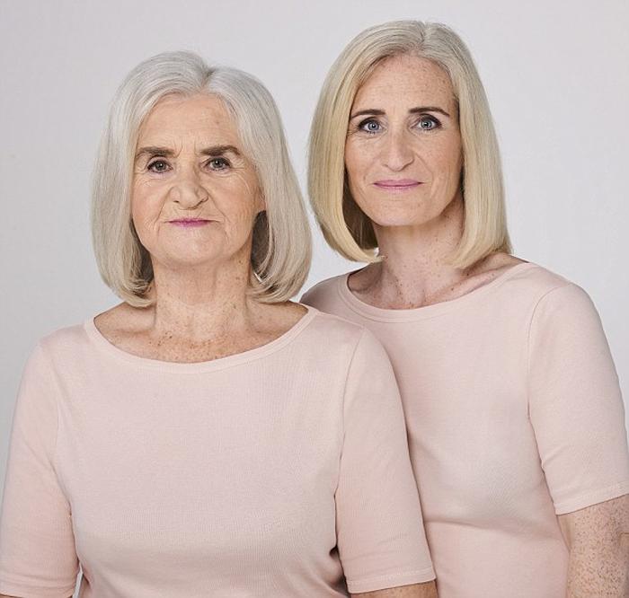 Esther Savage (73 года) и ее дочь Wendy Brake (43 года).