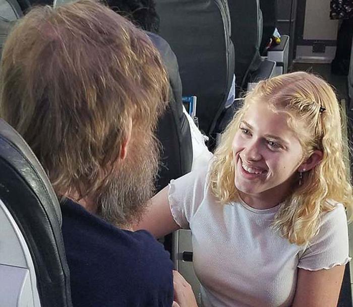 Тим признается, что Клара стала для него настоящим ангелом.
