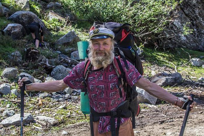 Любитель походов и активного способа жизни.