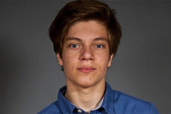 Егор Клинаев.