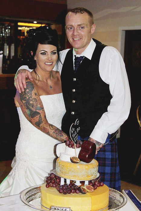Свадьба во второй раз.