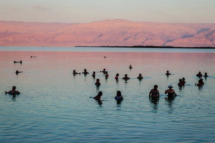 Мертвое море.