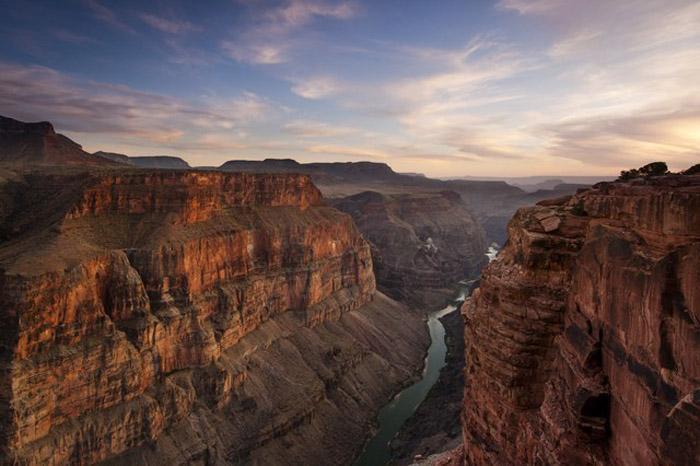Большой каньон.