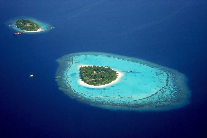 Мальдивы.