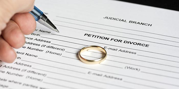 Развод - окончательно и бесповоротно.