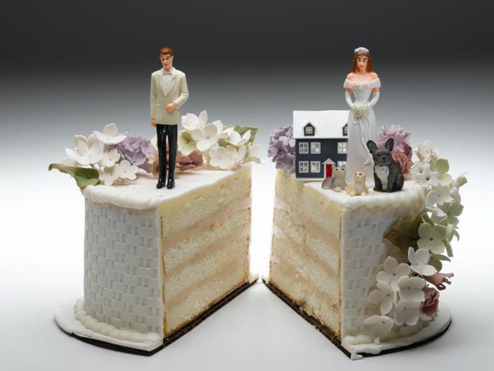 Разводы в Италии среди пожилых людей стали обычным делом.
