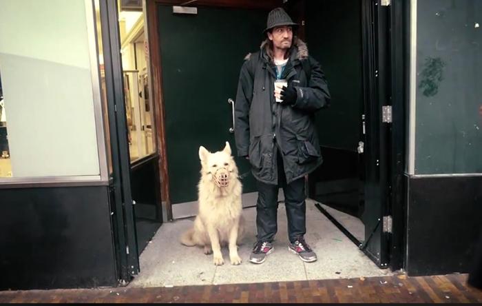 Бездомные люди признаются, что собака для них значит гораздо больше, чем просто животное, живущее рядом.