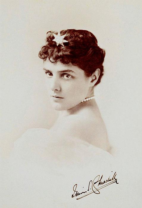 Дженни Рэндольф.