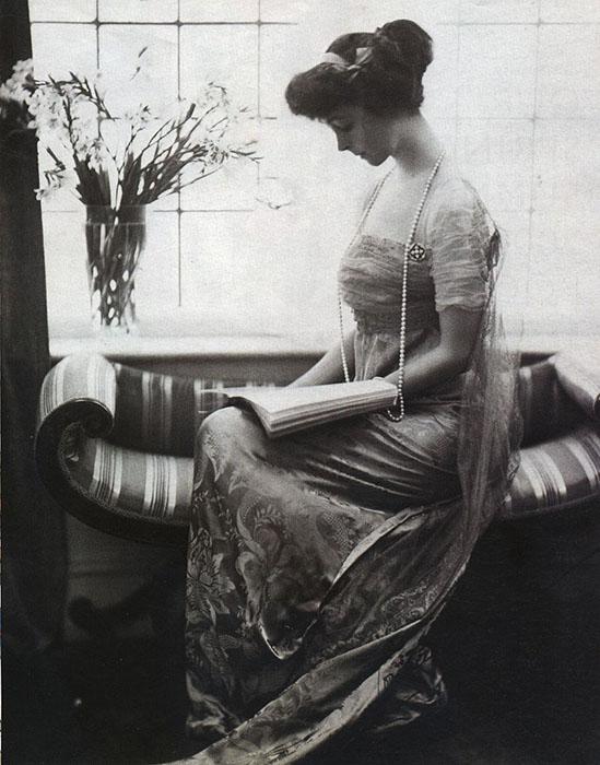 Консуэло, 1910 год.
