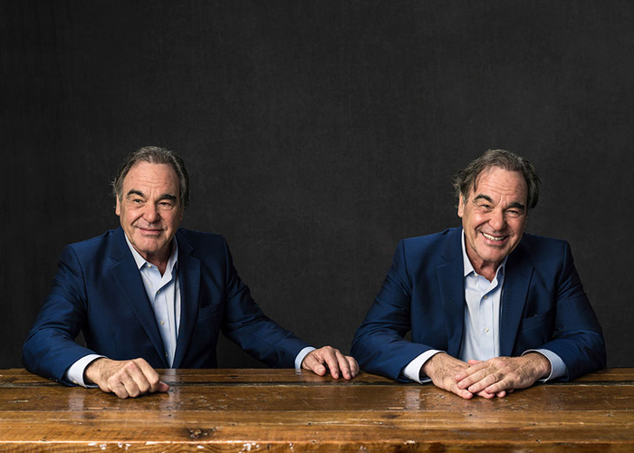 Oliver Stone. Фото: Andrew H. Walker.