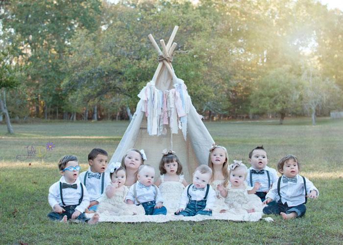 Солнечные дети. Фото: JuleD Photography.