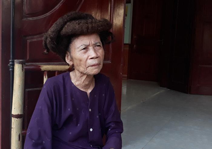 Чтобы помыть свои волосы, Трин Ти Нгиен тратит не менее часа.
