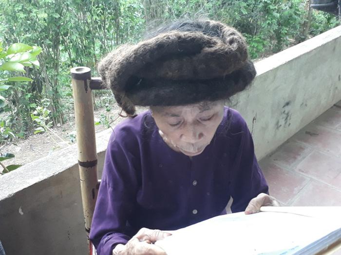 За 22 года Трин Ти Нгиен свыклась со своими длинными волосами.