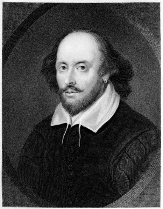 Знаменитый английский поэт.
